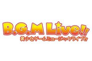 B.G.M Live!!2017
