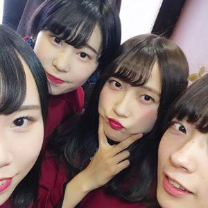 nuance 3rd minialbum「ongen」 レコ発ワンマンライブ 〜だってヌュだし。〜