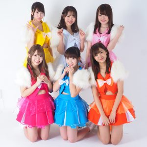 Q-pitch presents! リスペクトIDOL FES Vol.5 supported by Leadi